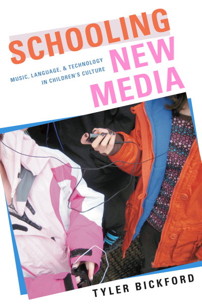 cover of Schooling New Media (book)